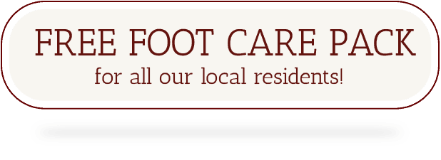 Free Foot Care Pack for all our local residents